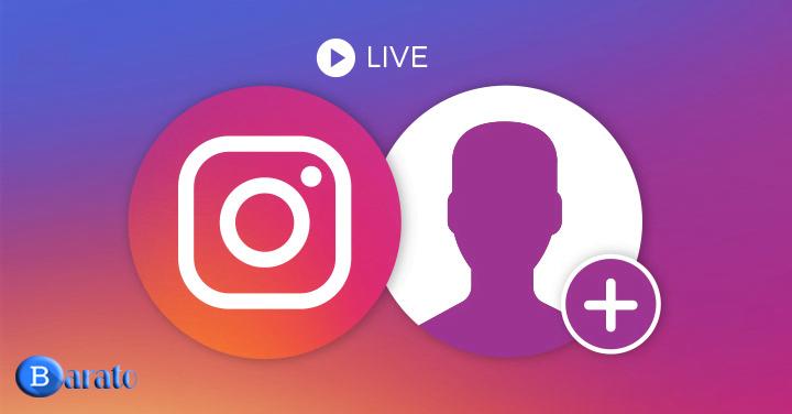 آموزش تصویری قرار دادن لایو دو نفره در اینستاگرام اندروید - ویدیو زنده