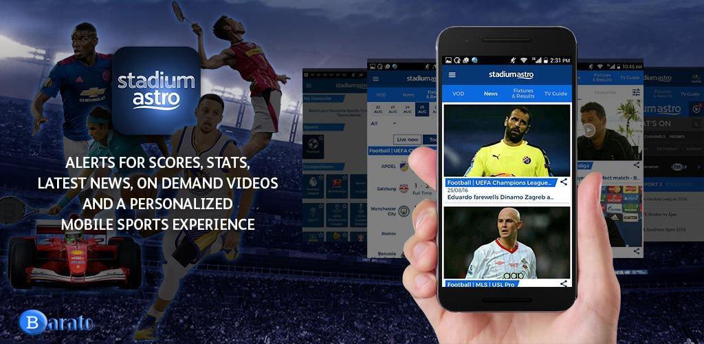 دانلود Stadium 2.0 نسخه جدید اپلیکیشن استادیوم پیش بینی مسابقه در اندروید
