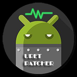 دانلود Uret Patcher 3.12 برنامه یورت پچر هک و کرک نرم افزار و بازی اندروید
