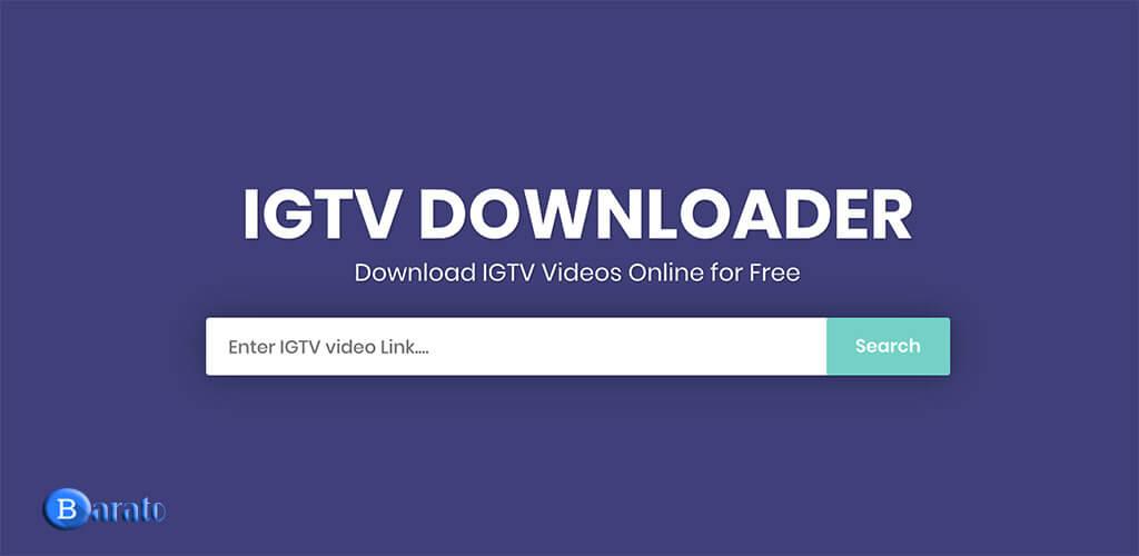 دانلود IGTV Video Downloader 3.1 از آی جی تی وی ویدیو دانلودر اینستاگرام برای اندروید