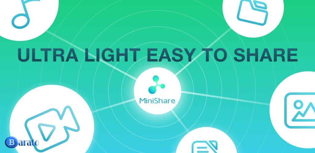 دانلود Zapya MiniShare 1.6 نسخه جدید زاپیا مینی شیر برای اندروید