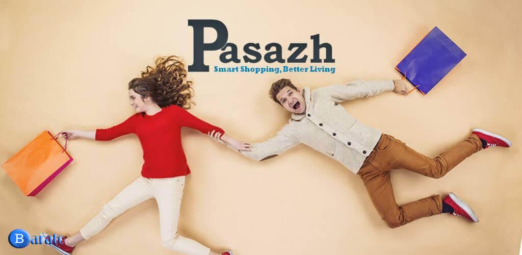 دانلود Pasazh 6.0.39 نسخه جدید اپلیکیشن پاساژ برای اندروید