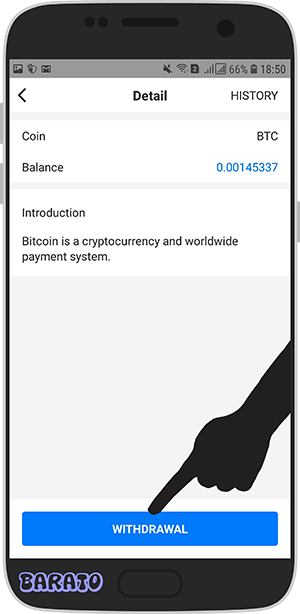 آموزش Pivot پیوت کسب بیت کویین رایگان در گوشی اندروید + تصویر