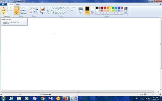 آموزش تصویری اسکرین شات گرفتن در کامپیوتر لپ تاپ - ویندوز 7 8 10
