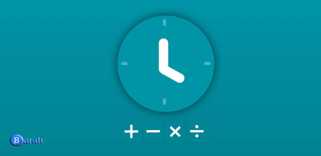 دانلود  Time.ir اپلیکیشن تایم برای نمایش تاریخ و زمان در اندروید