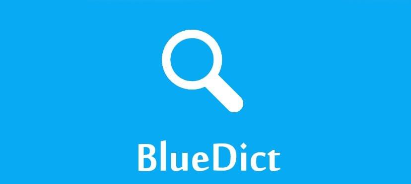 دانلود BlueDict برنامه بلو دیکت بهترین دیکشنری برای اندروید