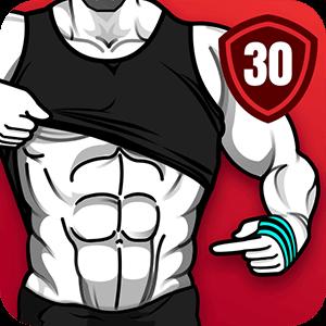 دانلود Six Pack Abs 1.0.16 اپلیکیشن شکم شش تکه در ۳۰ روز برای اندروید