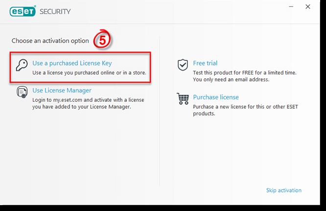 آموزش تصویری نصب نود 32 ESET NOD32 در کامپیوتر - ویندوز