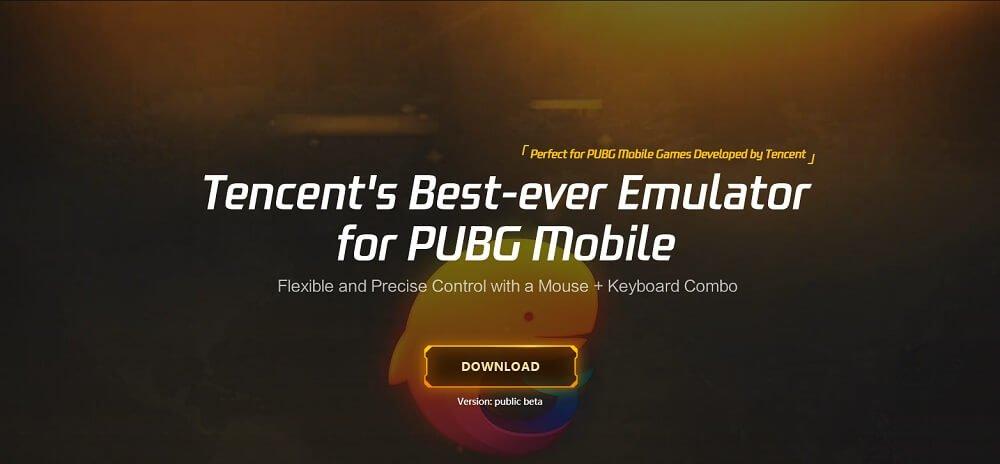 دانلود Tencent Gaming Buddy 1.0.11918.123 نرم افزار شبیه ساز رسمی بازی پابجی موبایل برای کامپیوتر - ویندوز