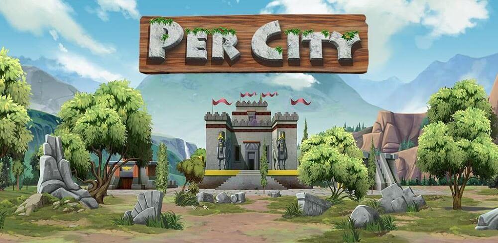 دانلود PerCity 1.23.0.3701 نسخه جدید بازی پرسیتی شکوه شهر پارسی برای اندروید
