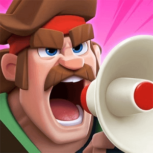 دانلود Rush Wars 0.284 نسخه جدید بازی راش وارز از سوپرسل برای اندروید