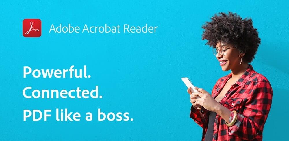 دانلود Adobe Acrobat 19.7.0 نسخه جدید ادوب ریدر پی دی اف خوان اندروید