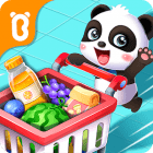 دانلود Baby Panda's Supermarket 8.48.00.01 بازی سوپرمارکت پاندا کوچولو برای اندروید
