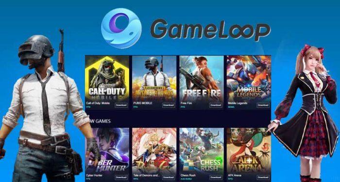 دانلود Gameloop 1.0.0.1 نسخه جدید شبیه ساز گیم لوپ پابجی موبایل و کالاف دیوتی موبایل در کامپیوتر لپ تاپ