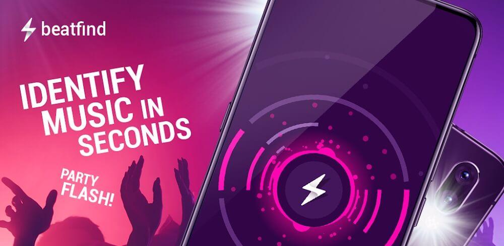 دانلود BeatFind 1.2 اپلیکیشن بیت فایند تشخیص موسیقی برای اندروید