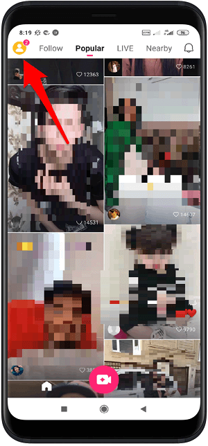 آموزش تصویری متصل کردن اکانت لایکی به اینستاگرام در اندروید