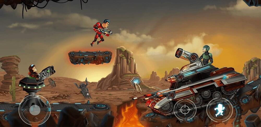 دانلود Alpha Guns 2 نسخه جدید بازی تفنگ های آلفا 2 برای اندروید