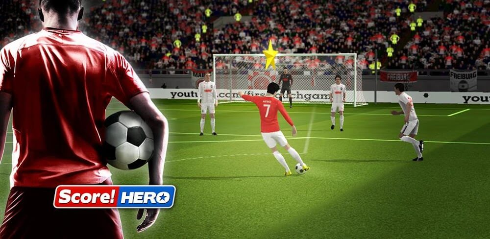 دانلود Score! Hero 2.47 نسخه جدید بازی ساکر هیرو برای اندروید