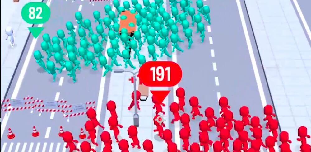 دانلود Crowd City نسخه جدید بازی شهر شلوغ برای اندروید