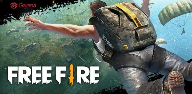 دانلود Free Fire نسخه جدید بازی فری فایر برای اندروید