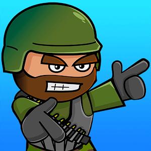 دانلود Mini Militia 2 5.3.4 نسخه جدید بازی مینی میلیتیا 2 برای اندروید