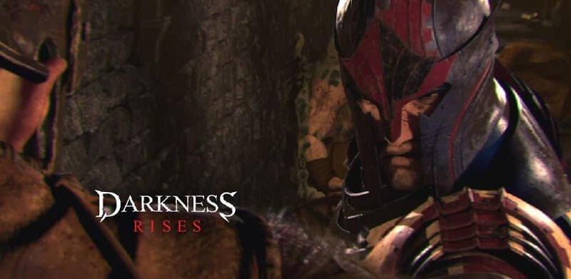 دانلود Darkness Rises 1.46.1 نسخه جدید بازی دارکنس رییس برای اندروید