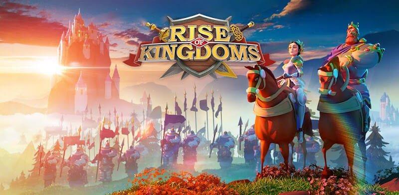 دانلود Rise of Kingdoms 1.0.38.10 نسخه جدید بازی رایس اف کینگدام برای اندروید