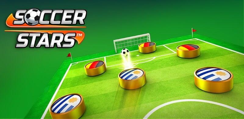 دانلود Soccer Stars 5.1.2 نسخه جدید بازی ساکر استارز برای اندروید