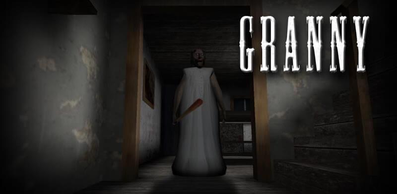 دانلود Granny 1.7.4 نسخه جدید بازی ترسناک گرنی برای اندروید