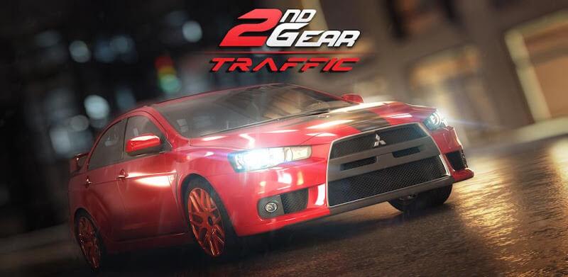 دانلود 2nd Gear 2.6.9 نسخه جدید بازی دنده دو ترافیک برای اندروید