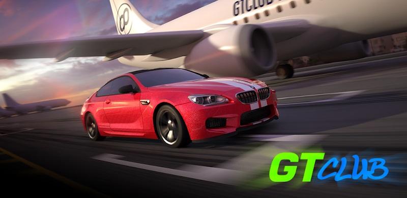 دانلود GT-Club بازی جی تی کلوپ سرعت ماشین مسابقه برای اندروید