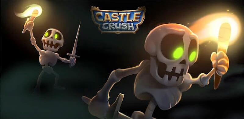 دانلود Castle Crush 4.6.0 نسخه جدید بازی کستل کراش برای اندروید