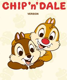 دانلود Chip 'n' Dale تم جدید لاین