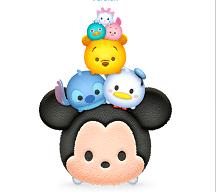 دانلود Disney Tsum Tsum تم جدید لاین دیزنی