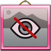 برنامه مخفی کردن عکس و فیلم در واتس آپ Hush Galler