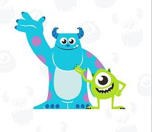 دانلود Monster, Inc تم جدید مسنجر لاین