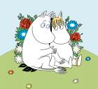 دانلود Moomin تم جدید مسنجر لاین