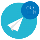 دانلود ویس گرام Voicegram 1.0 اضافه کردن تماس تصویری به تلگرام