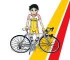 دانلود Yowamushi Pedal تم جدید لاین اندروید