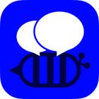 دانلود BeeTalk blue 2.1.1 نصب همزمان دو برنامه با هم